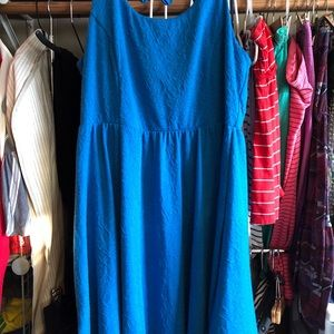 Lauren Conrad babydoll dress